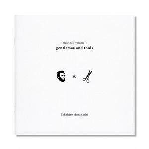 gentleman and tools