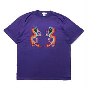 刺繍Tシャツ ドラゴン