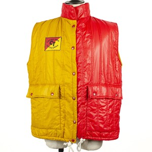 Insulated two-tone vest