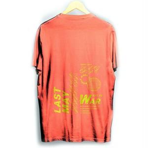 ネオンBIG Tシャツ <Orange>
