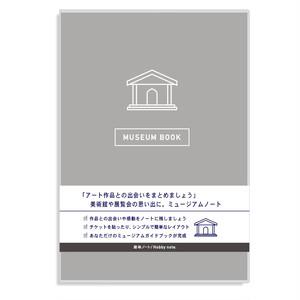 趣味ノート 美術館 WA-060-GR