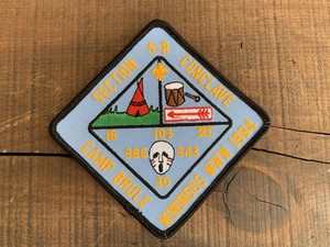 Vintage Boy Scout Patch ビンテージ ボーイスカウト ワッペン-8