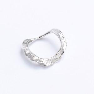conoa (コノア) さざなみの指飾り silver