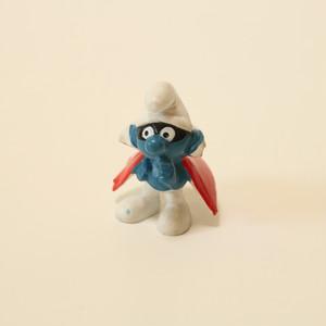 Spy Smurf figure ・スパイ スマーフ フィギア U.S.A