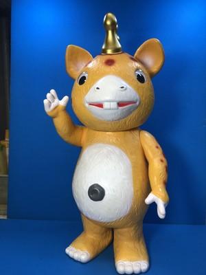 快獣ブースカ ジャイアント 黄色(2)【オーダー可】