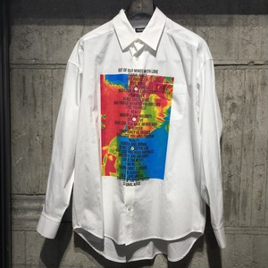 【CHRISTIAN DADA】Graphic Print Shirt