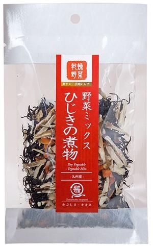 乾燥野菜ミックス ひじきの煮物 15g