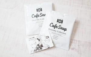 ICカードステッカー&CafeSnap ドリップバッグ(2つ)