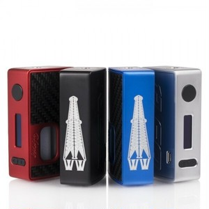 RSQ by Rig Mod x H.C【正規品】【送料無料】【カラー各種】【Mod 本体】【80W】【0.9inch OLED TC SQUONK BF BOX】【Vaping AMP】