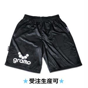 プラクティスパンツ「axis-pants」(ブラック/AHP-001)☆受注生産可☆