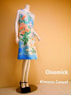 大人かっこいいワンピース Kimono Dress LO-208/S