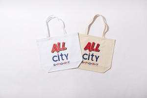 ALL CITY SPORT TOTE BAG