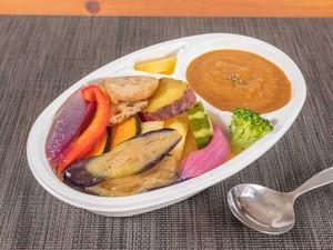 【イタリアンバルカレーサムライ】旬野菜のサムライカレー