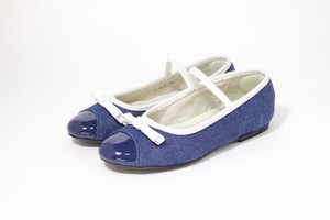 Ribon Pumps (blue)