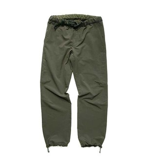 【and wander】2way stretch long pants