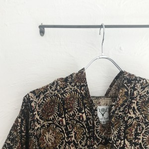South2 West8(サウスツーウエストエイト)2020SS Mexican Parka-Printed Flannel/Paisley