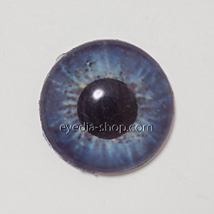 Silicone eye - 11.5mm Iris-Only Serenity SINGLE