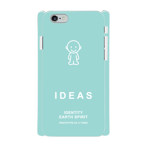 IDEAS/iPhone6/6sケース 800-グリーン