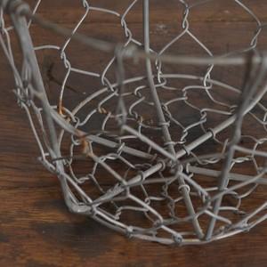 Wire Basket / ワイヤー バスケット 〈キッチン雑貨・ディスプレイ・収納〉