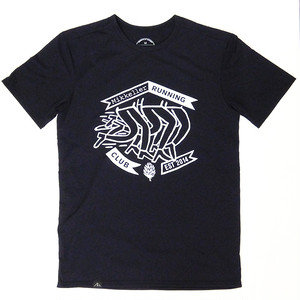 Mikkeller Running Club / Racing Tee (Black)