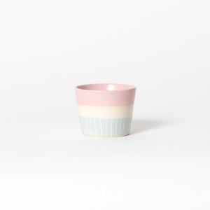金城有美子 ミニカップ ピンク