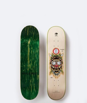 【Arbor Skateboard】WHISKEY 8.0 PRO - Shuriken Deck