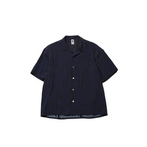 JAZZ IT UP HALF SHIRT / BLACK