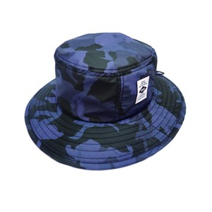 [ SUNS ] ADVENTURE HAT - CAMO BK