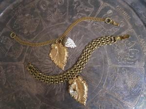 リーフブレスレット ミリアムハスケル bracelet Mirium Haskell leaf <BL1/2-1219>