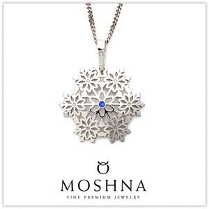 【MOSHNA:モシュナ】Snowflake ブルーコレクション