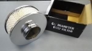 エアクリーナーCF20-690 6.3/8インチ 2.5/16ネックサイズ SHAFT ENTERPRISE