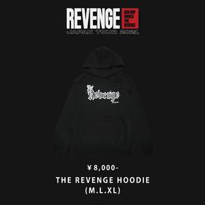 THE REVENGE HOODIE