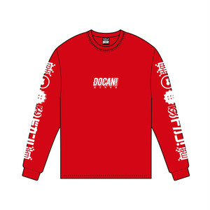 NINTH LongSleeve Tshirt RED