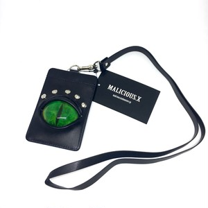 cat eye  IC case / green