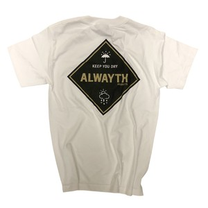 "Alwayth ""KEEP YOU DRY Tee"" [送料無料]"