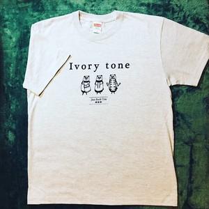 "◼︎Ivorytone ""Panda T-Shirt"""