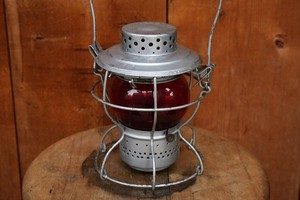 USED HANDLAN SPCO Vintage Railroad Lantern 0939