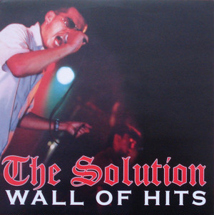 THE SOLUTION - Wall Of Hits LP