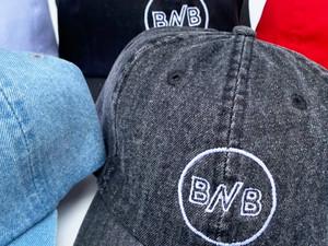 BNB Circle Logo 6Panel Cap