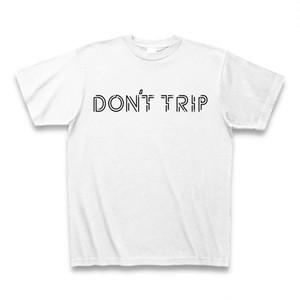 Tee/Don't trip Tee/MINORITY/WHT