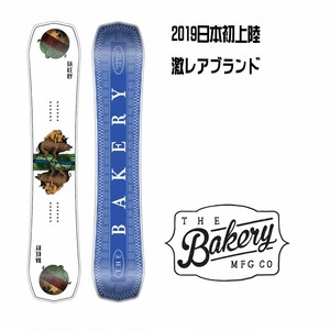 25%off 19-20 THE BAKERY SNOWBOARDS  HORST WALTER150 ベーカリースノーボード 日本正規品 !サービス品多数!