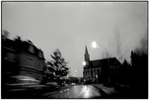 ハービー・山口『TIMELESS IN LUXEMBOURG 1999-2017』スペシャル版(オリジナル ゼラチンシルバープリント「雨上がり(街路)」付き)