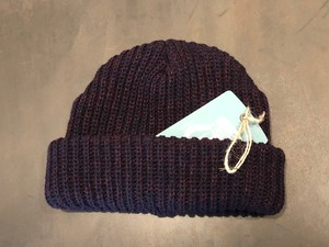 CC KNIT CAP (BORDEAUX) / LOST CONTROL