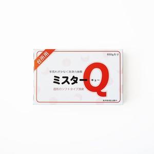 数量限定【お試しセット】ミスターQ(L)+Mujiスポンジ