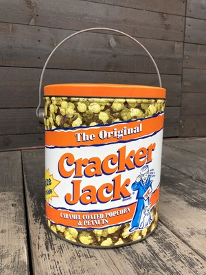 ADVERTISING CAN 「Cracker Jack 」クラッカージャック