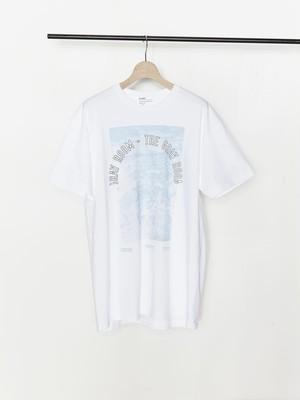 Allege The Gray Room T-Shirt White ALSPT-CT04
