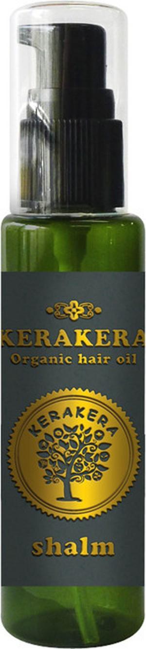 オーガニックヘアオイル Organic Hair oil  [100g]