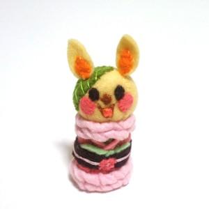 桜餅うさぎ