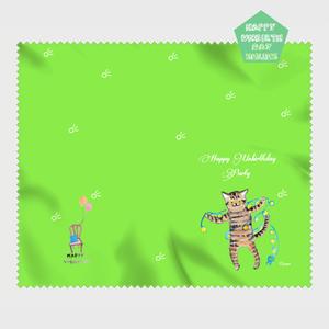 【HappyUnbirthday!イルミネーション】マイクロファイバークロス