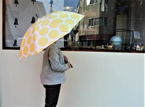 雨傘(水色・黄色)
